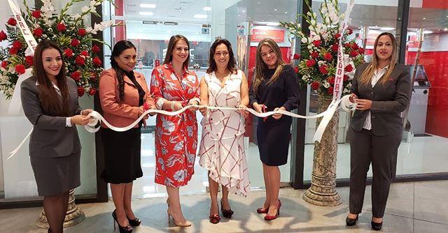 Inauguración oficial de @baccredomaticpa  #SantaMariaPlaza #BacCredomatic #SantaMaria #Panamá