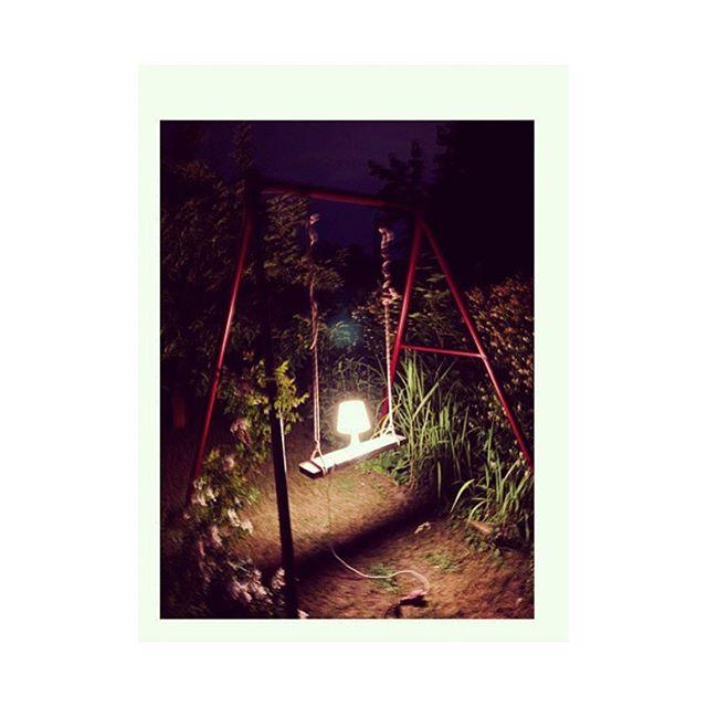 #lightswing . . . . . #berlin #baumschulenweg #germany #urban #night #light #swing #art #dreamermagazine #friends #installation #surreal #europe #travel #travelpic #placesandprose #iphoneography #urbanvibes #chillvibes