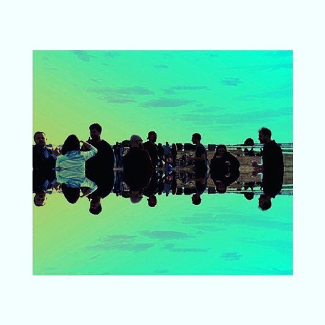 Tempelhof vibes . . . . . #germany #berlin #park #reflection #blur #tonal #july4 #whiteborder #discovideos #mirrorimage #friends #nostalgia #art #digitalsketch #europe #travel #travelpic #placesandprose #iphoneography #summer #chillvibes #berlin #neukölln #tempelhof #tempelhoferfeld