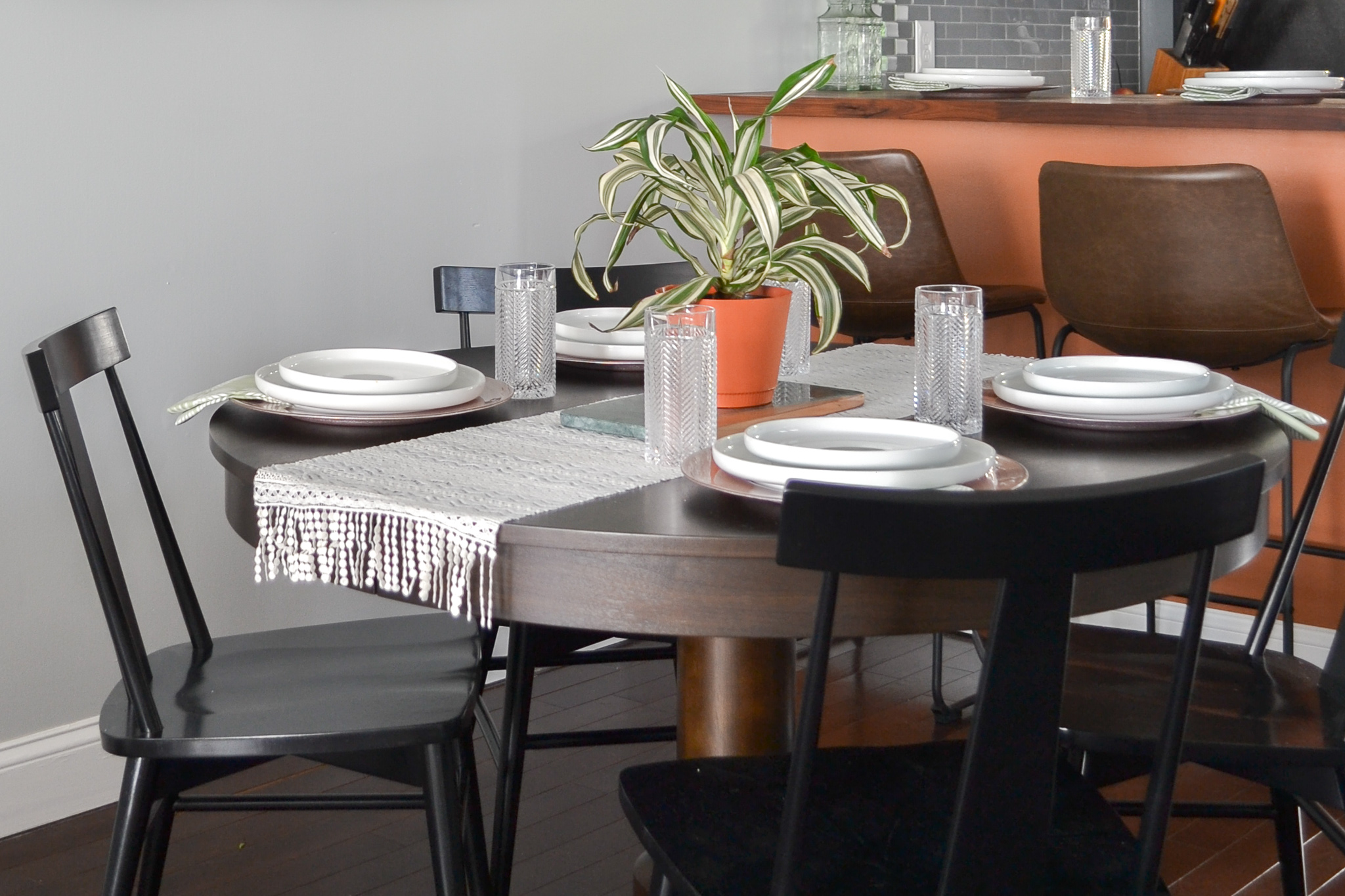 Dining Room Reveal - one room challenge: week 6(SPRing 2019)