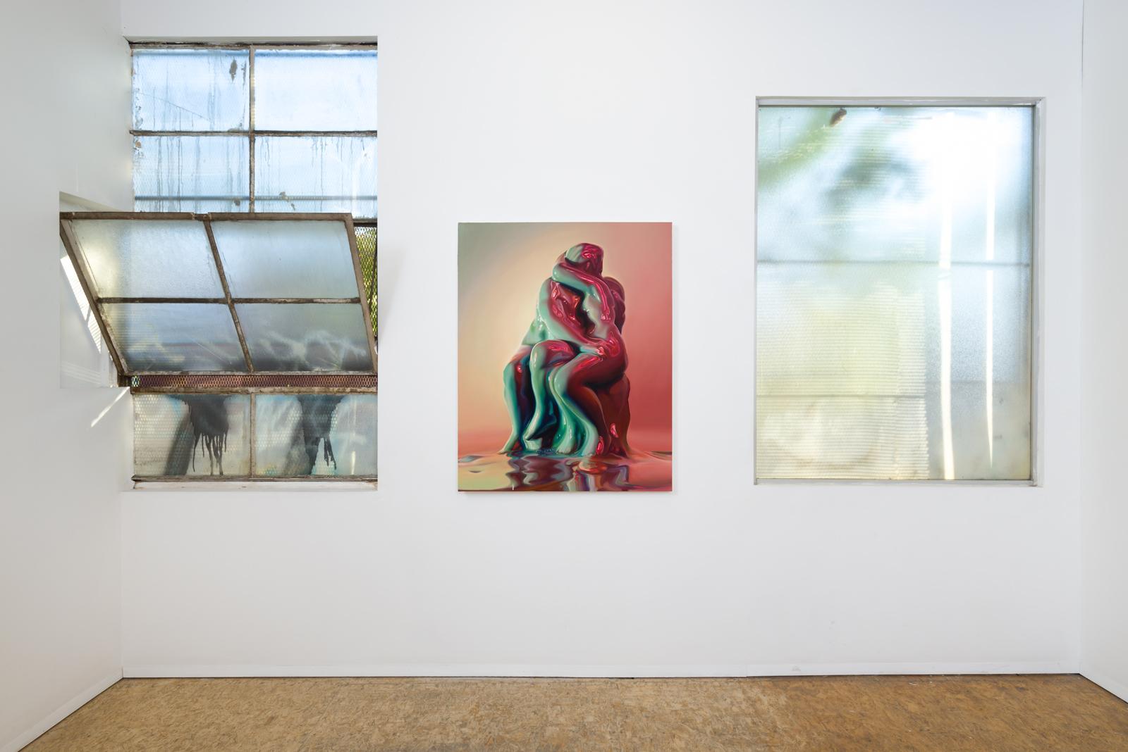 Hobson-Jobson  Installation View BBQLA, Los Angeles, 2017