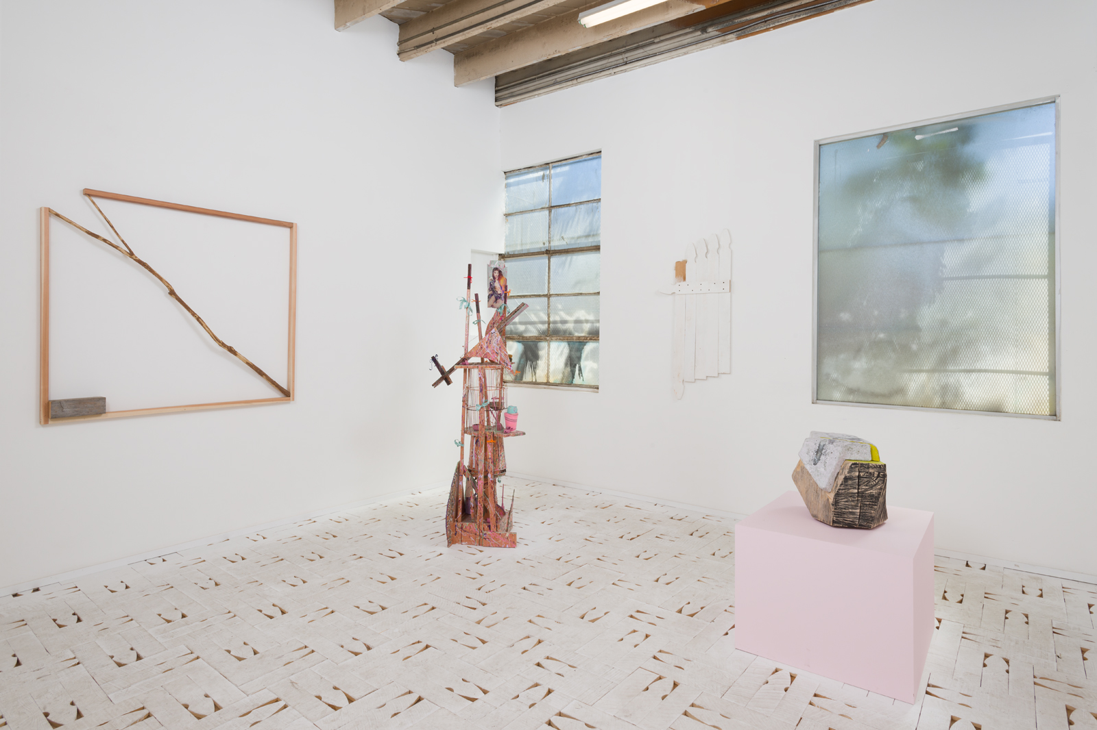 Would You Rather…  Installation View BBQLA, Los Angeles, 2017