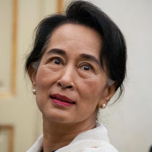 Aung San Suu Kyi Credit: Comune Parma