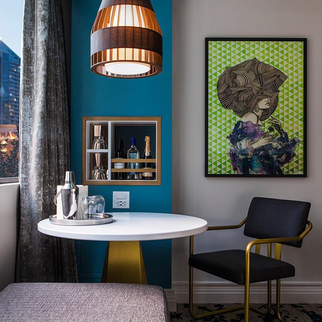 Luxury staple @watlbuckhead promises an enhanced guest experience this summer with its new renovations. Capturing the city's creative spirit, artworks by Atlanta locals now embellish its rooms and revered Whiskey Blue rooftop bar. Link in bio for more. C/o W Atlanta-Buckhead.  #quaintrevolt #whotels #atlanta #wbuckhead #art #design #localartist #localart #lifestyle #luxury #magazine #QRmag #pressrelease
