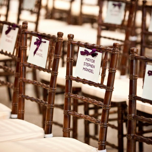 Thoughtful Touches: VIP Seating by CEO Events