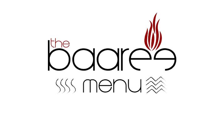 baaree menu