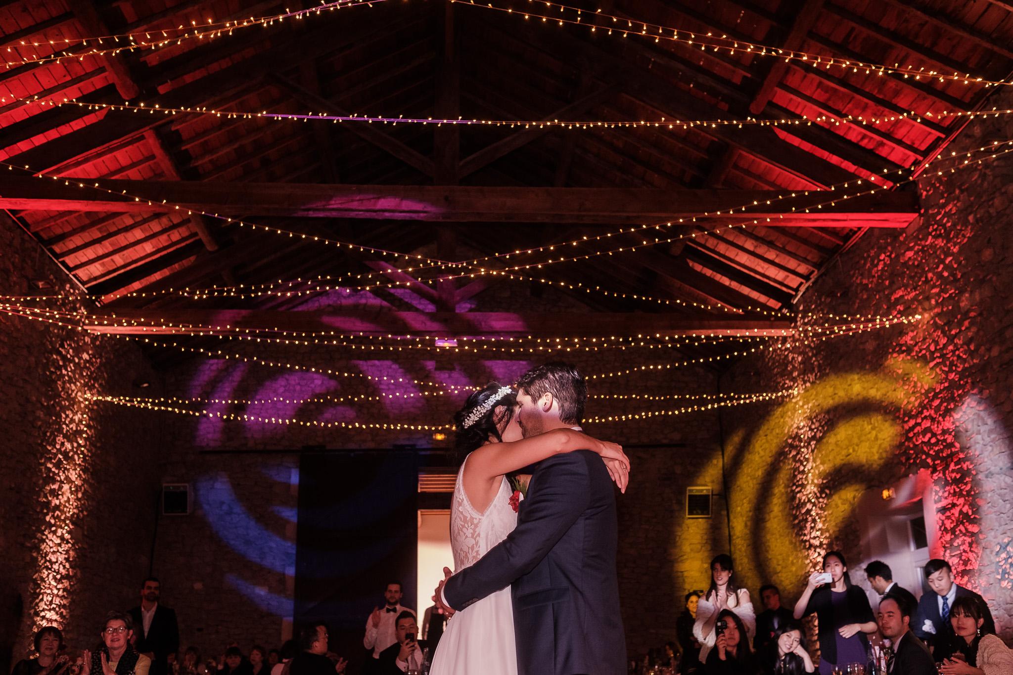 Jennifer & Steven - Un mariage en hiver au domaine de la baraque de Serignac