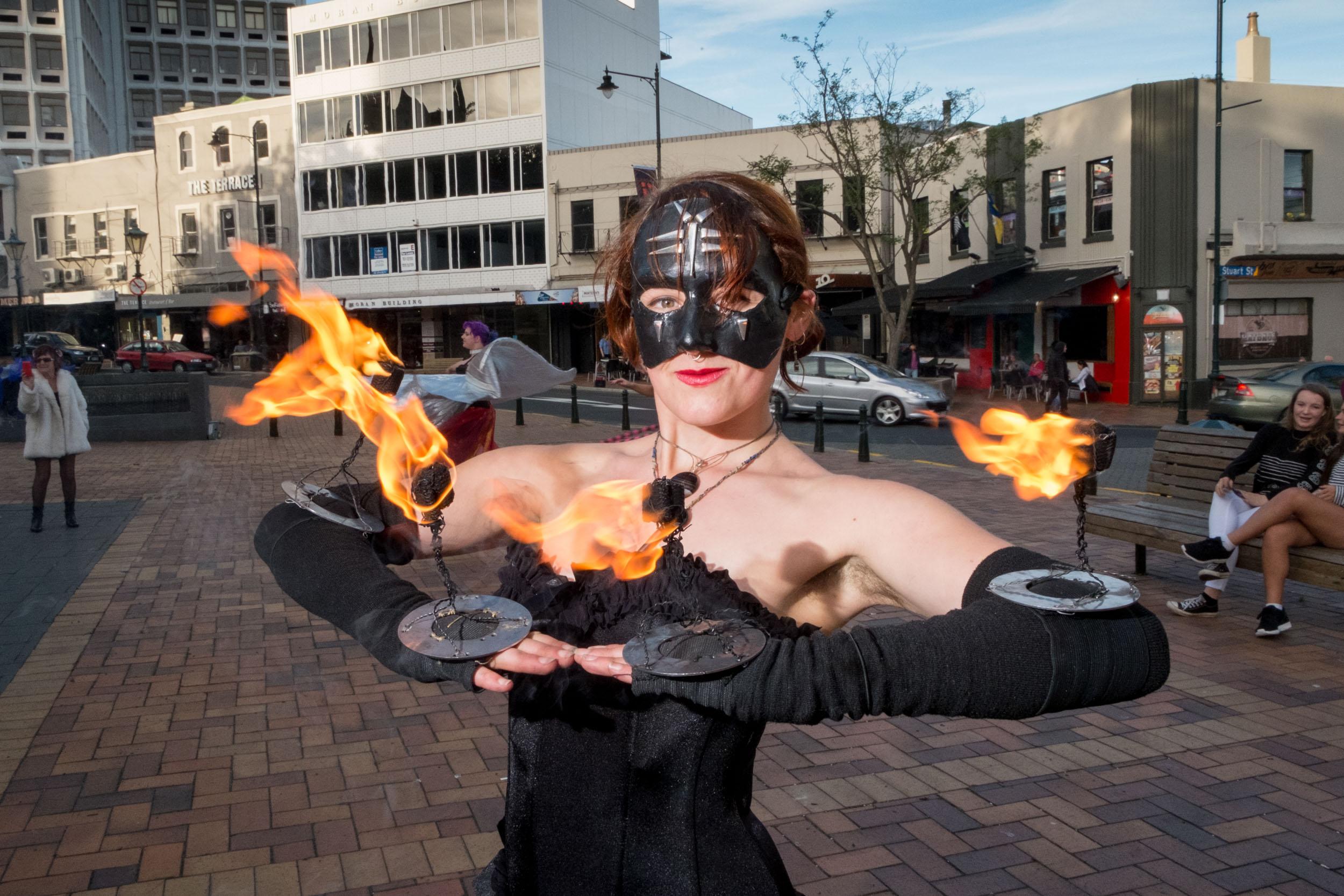 Event Photography Dunedin - Fringe Festival
