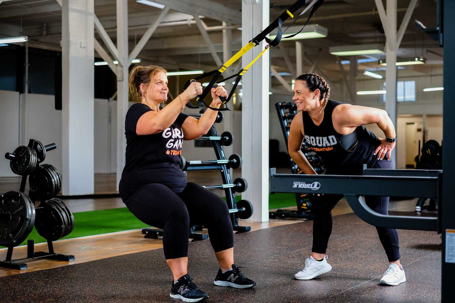 Commercial Photography Dunedin - Fitness