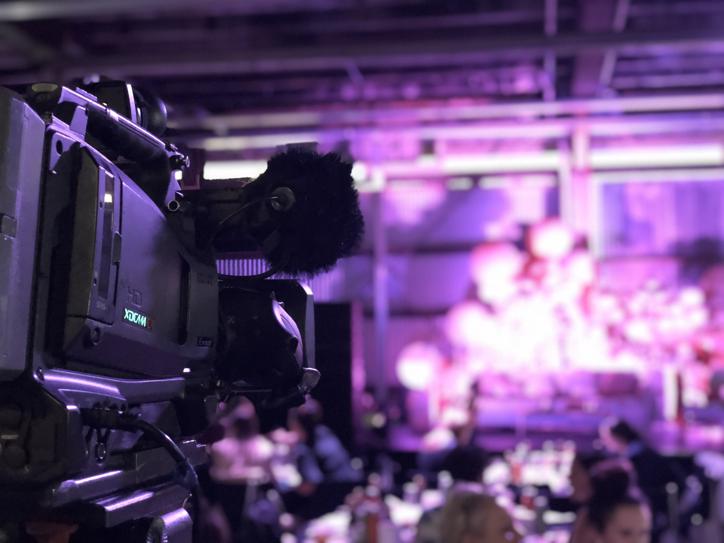 Live Cameras & Content - Video and graphics provide a powerful focal point to integrate all aspects of a live event. Artist and corporate IMAG or live event content creation, our expertise and road-tested systems produce a high quality medium to present your vision.