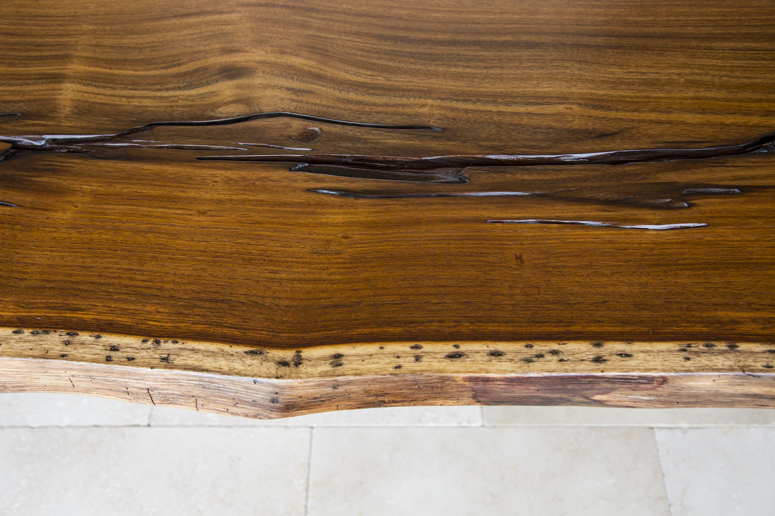 wood grain slab wood