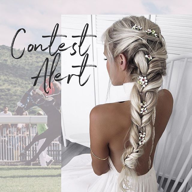 ✨CONTEST ALERT ✨ Attend The Deighton Cup in style next weekend! We're giving away a pair of tickets, plus the opportunity for you and a friend to have your hair professionally styled at any Suki's location before the event.⁠⠀ ⁠⠀ To enter, your must be following @sukissalons and @deightoncup , then tag the person you'd like to spend a day at the races with in the comments below. Share this post on your story for ten bonus entries!⁠⠀ ⁠⠀ Entries are unlimited and the winner will be drawn at random. The contest ends on Monday July 15 and the winner will be announced shortly after.⁠⠀ ⁠⠀ Good luck 💕⁠⠀ ⁠⠀ 📸 @hildeee⁠⠀ ⁠⠀ ⁠⠀