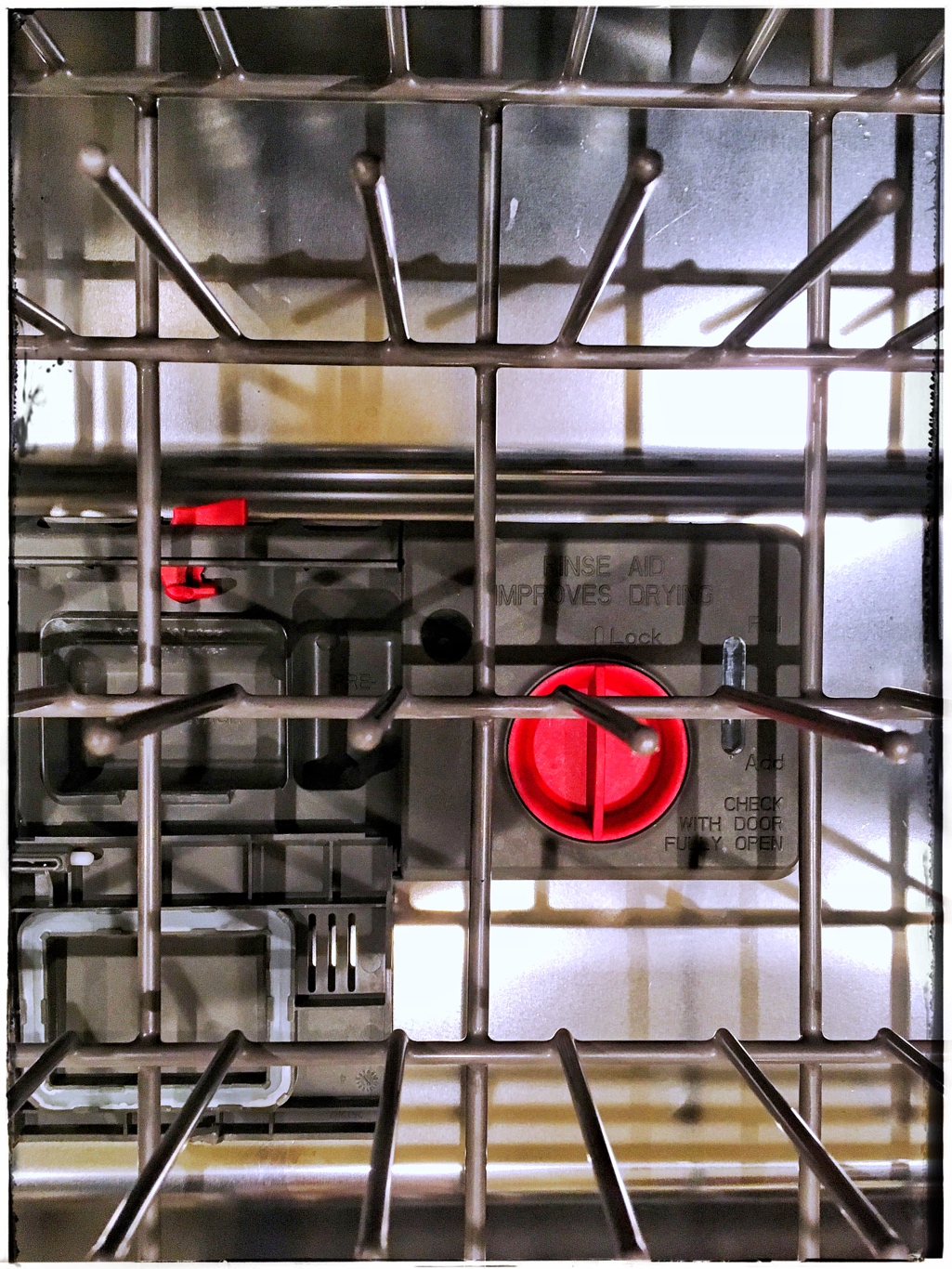 Dishwasher Abstract
