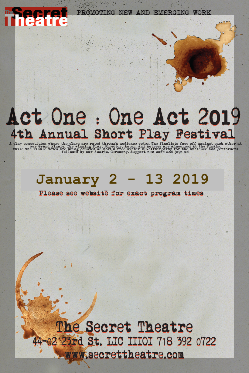 Act One- One Act Poster.png