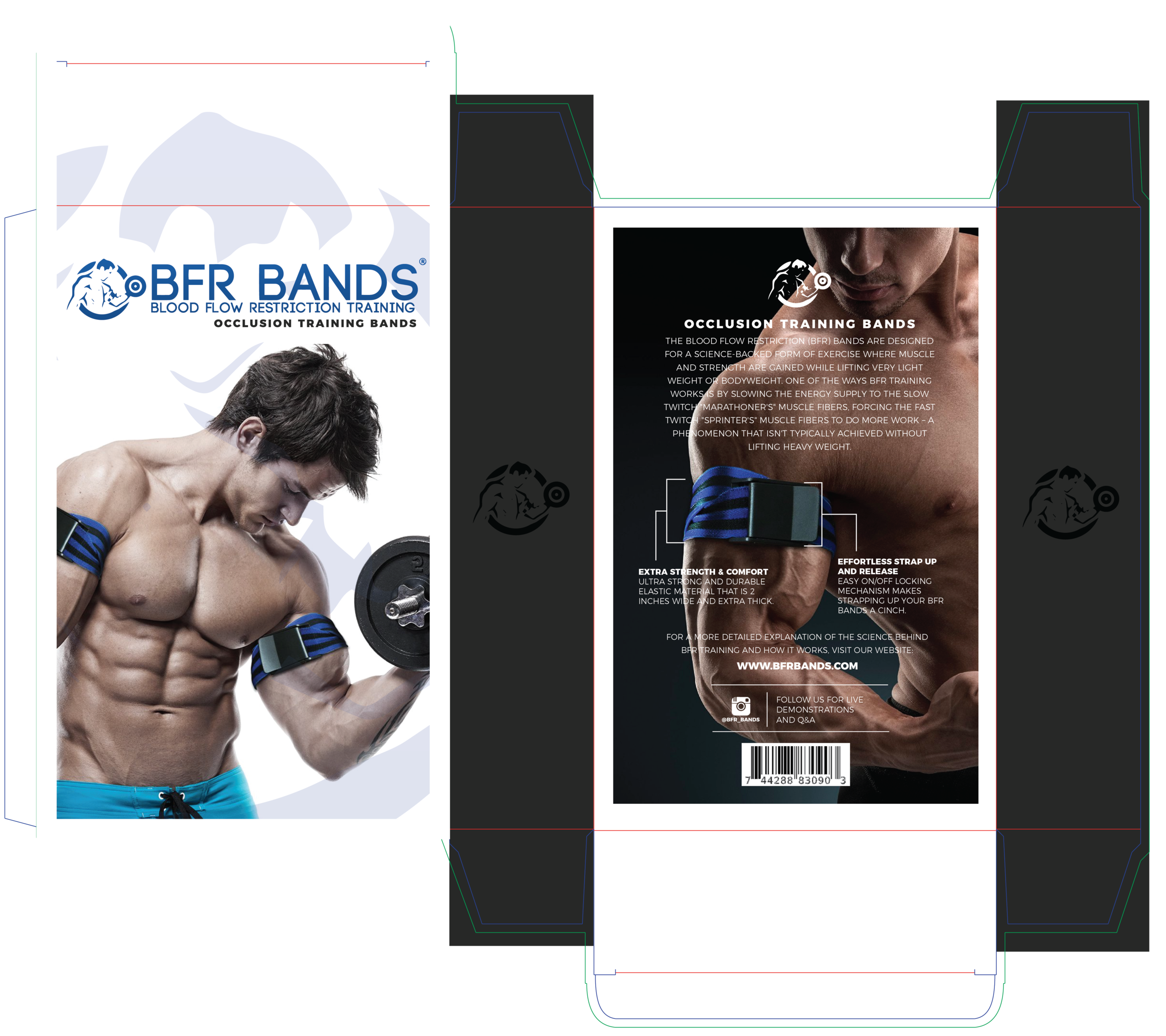 BFR Bands Packaging Design | Photo Front Option.png
