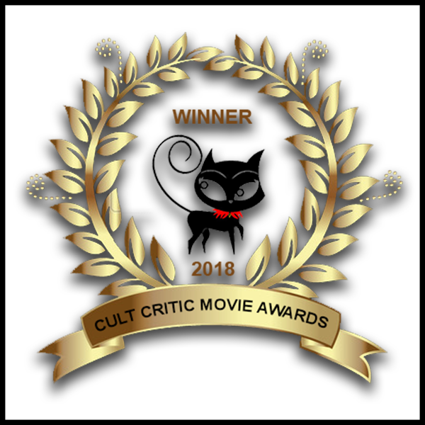 WINNER - Cult Classic Award - Cult Critic Film Festival presented by Cult Critic Magazine in Kolkata, India