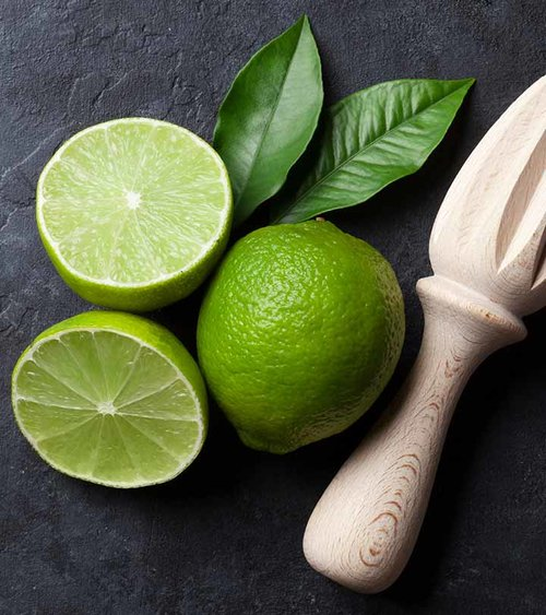 Our juicy Bearss limes turn a lime yellow at full maturity. Most commonly used in cooking to enhance flavours and also looks a treat in your favourite cocktail.Ourlimes can be found in stores from February. -