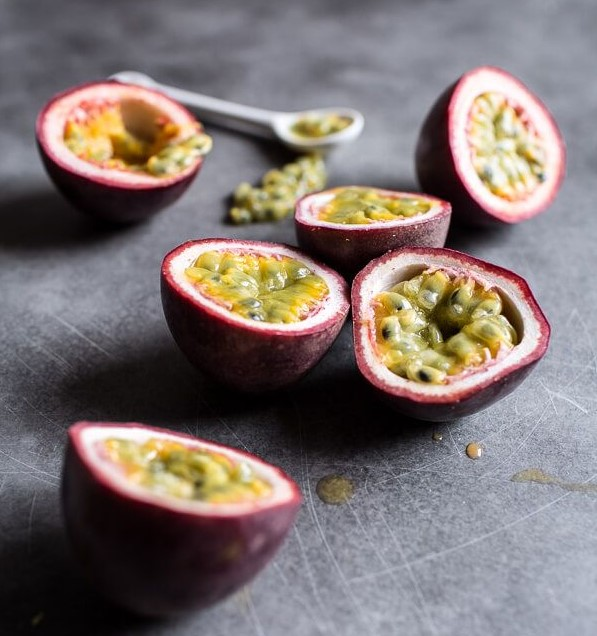 This excellent jucy and tangy tropical fruit grows extremely well in the Gisborne climate.our passionfruit isReady between January and May you will wow your family and guest by adding this fragrant tropical fruit to your recipes. -