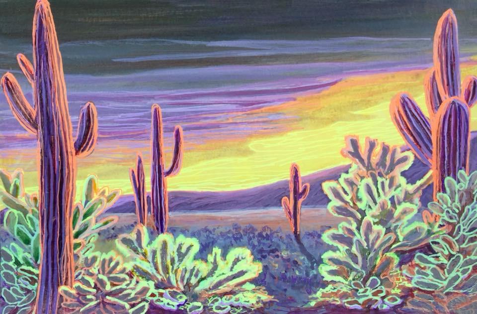 Where the Cactus Call Home