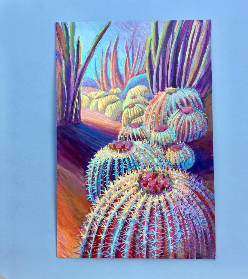 A Cactus Family