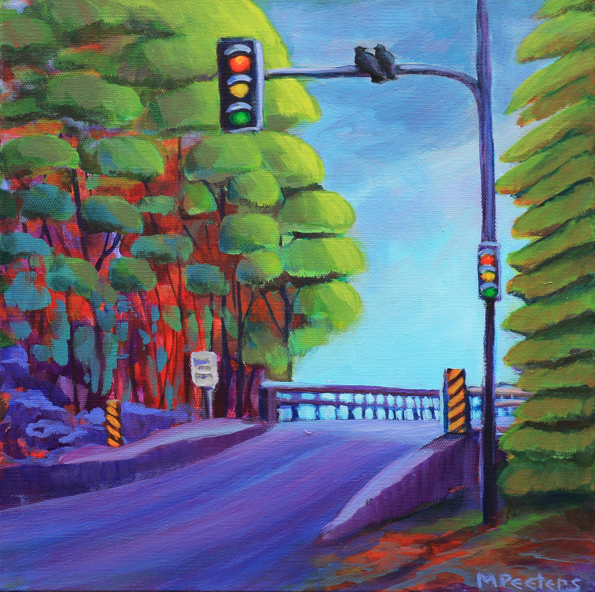One Way Bridge, Peeters.jpg