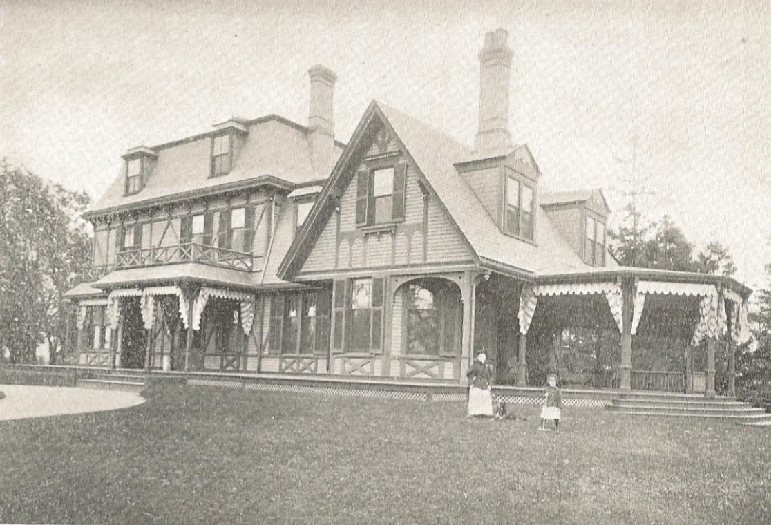 Charles Francis Adams II House