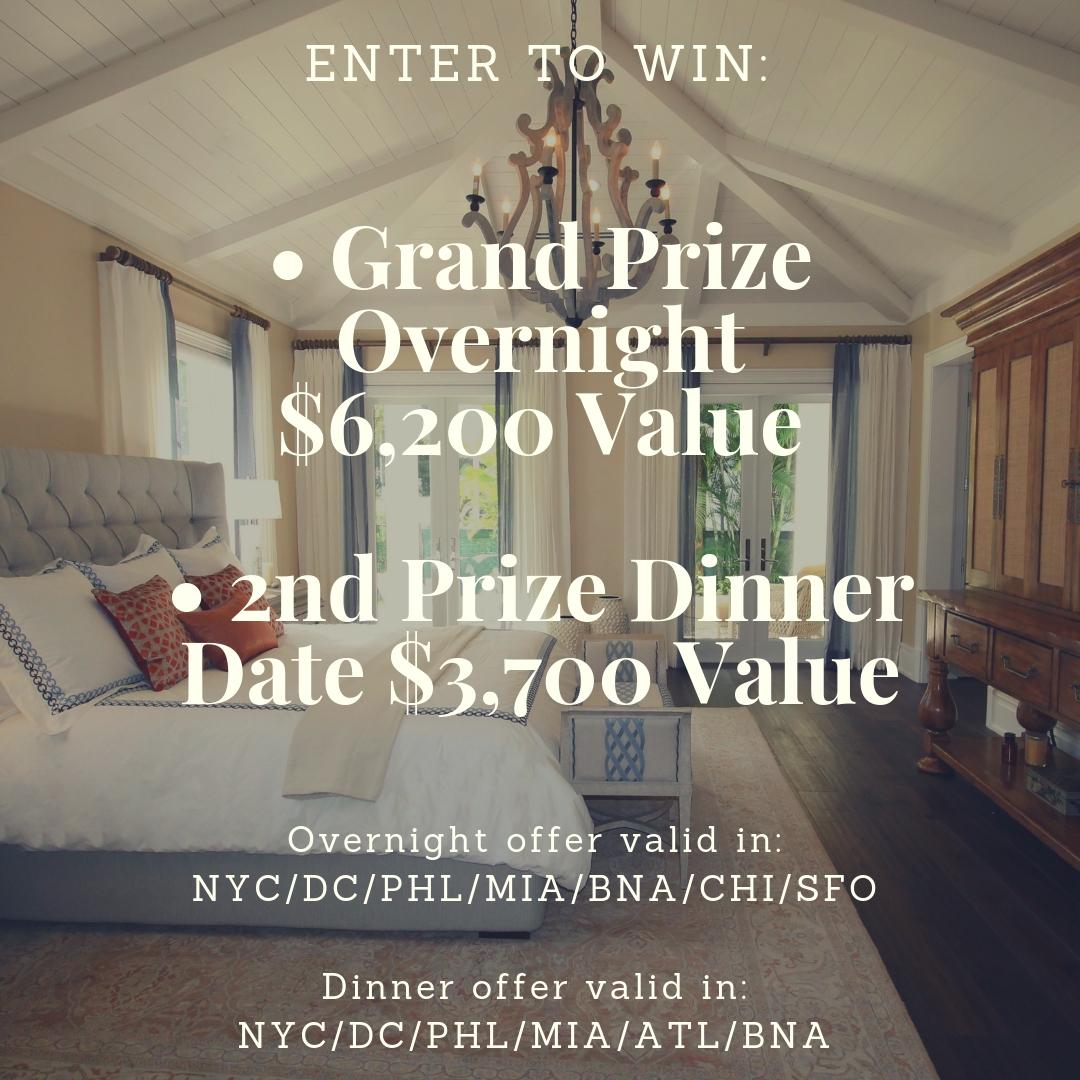 • Grand Prize Overnight  • 2nd Prize Dinner Date.jpg