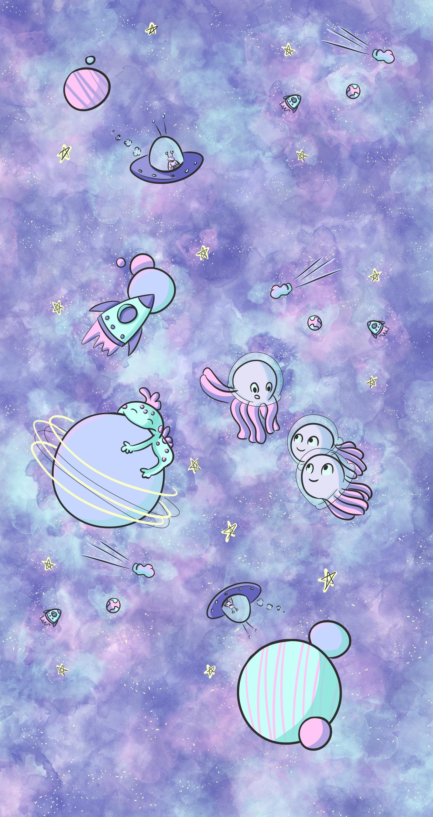 Octopus Astronauts