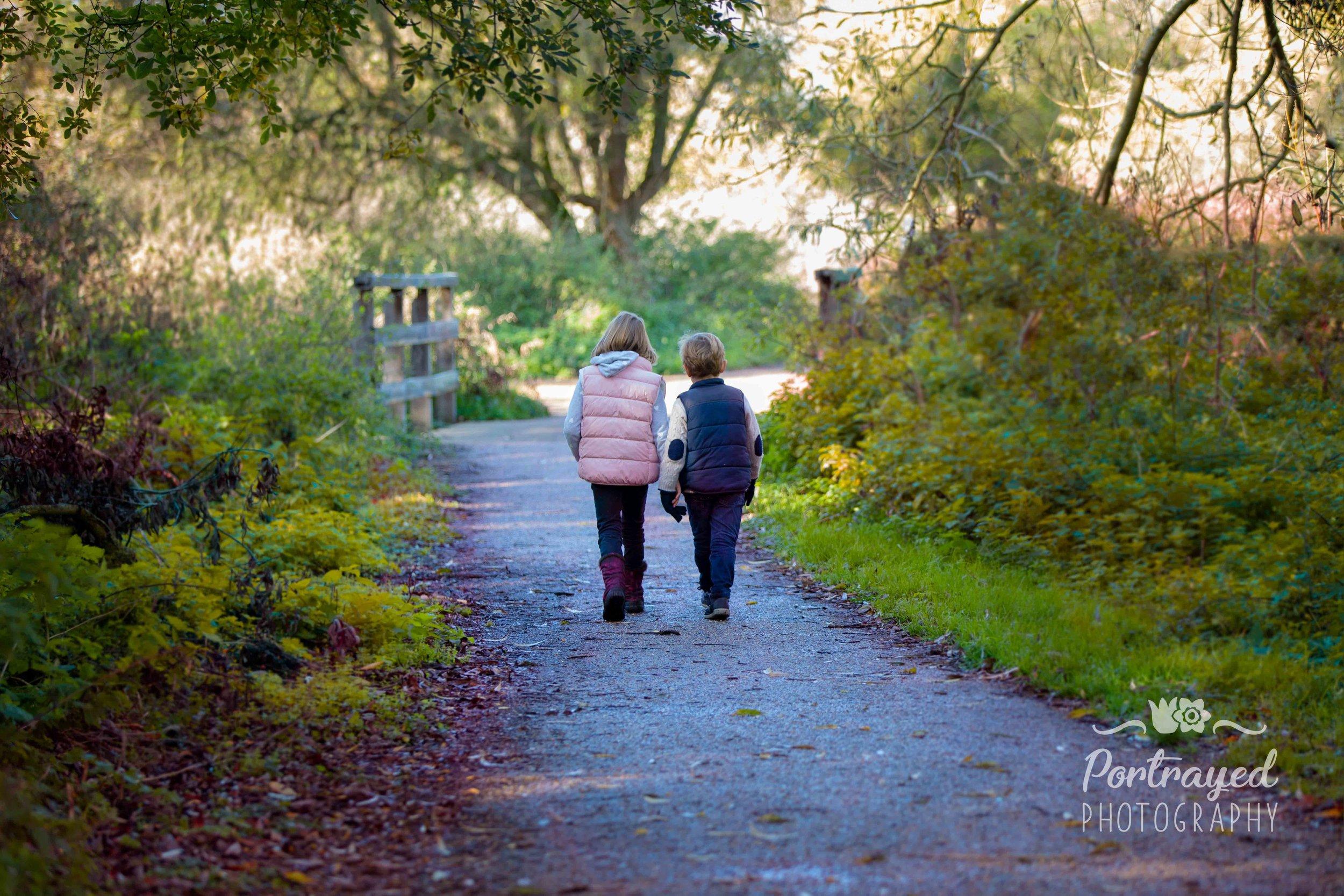 Along the Wandle Trail