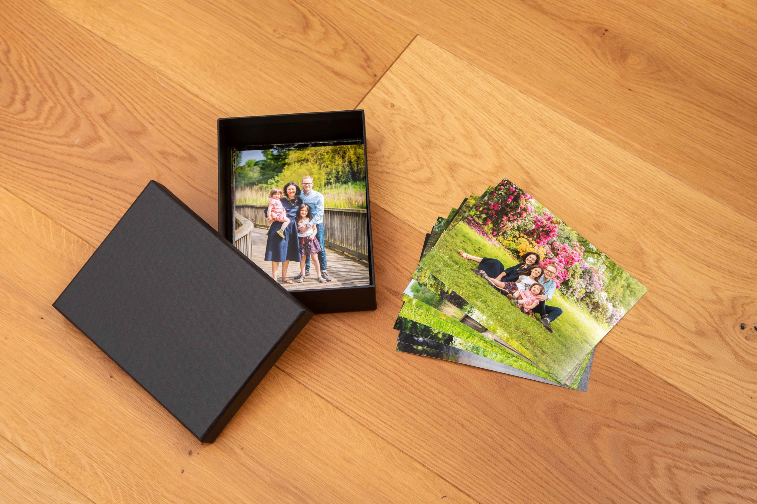 5x7 or 8x10 professional prints with box