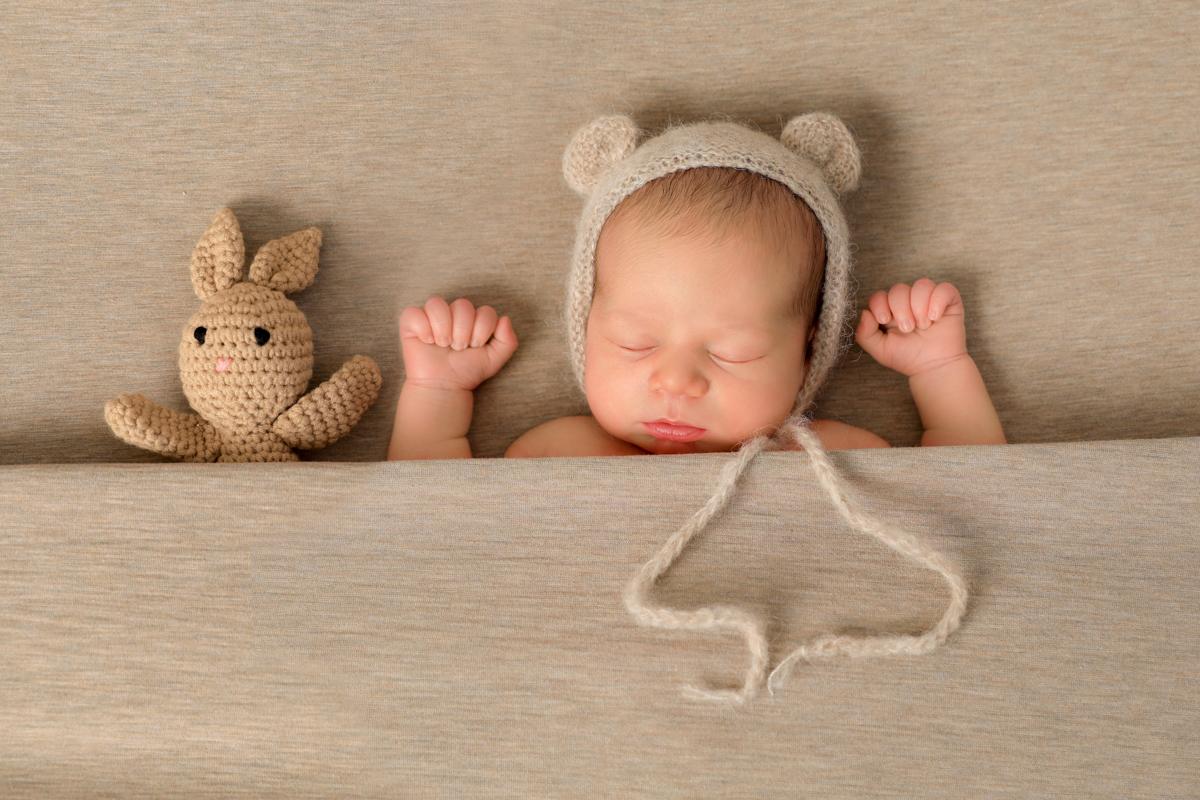Newborn photographer Dulwich, South London