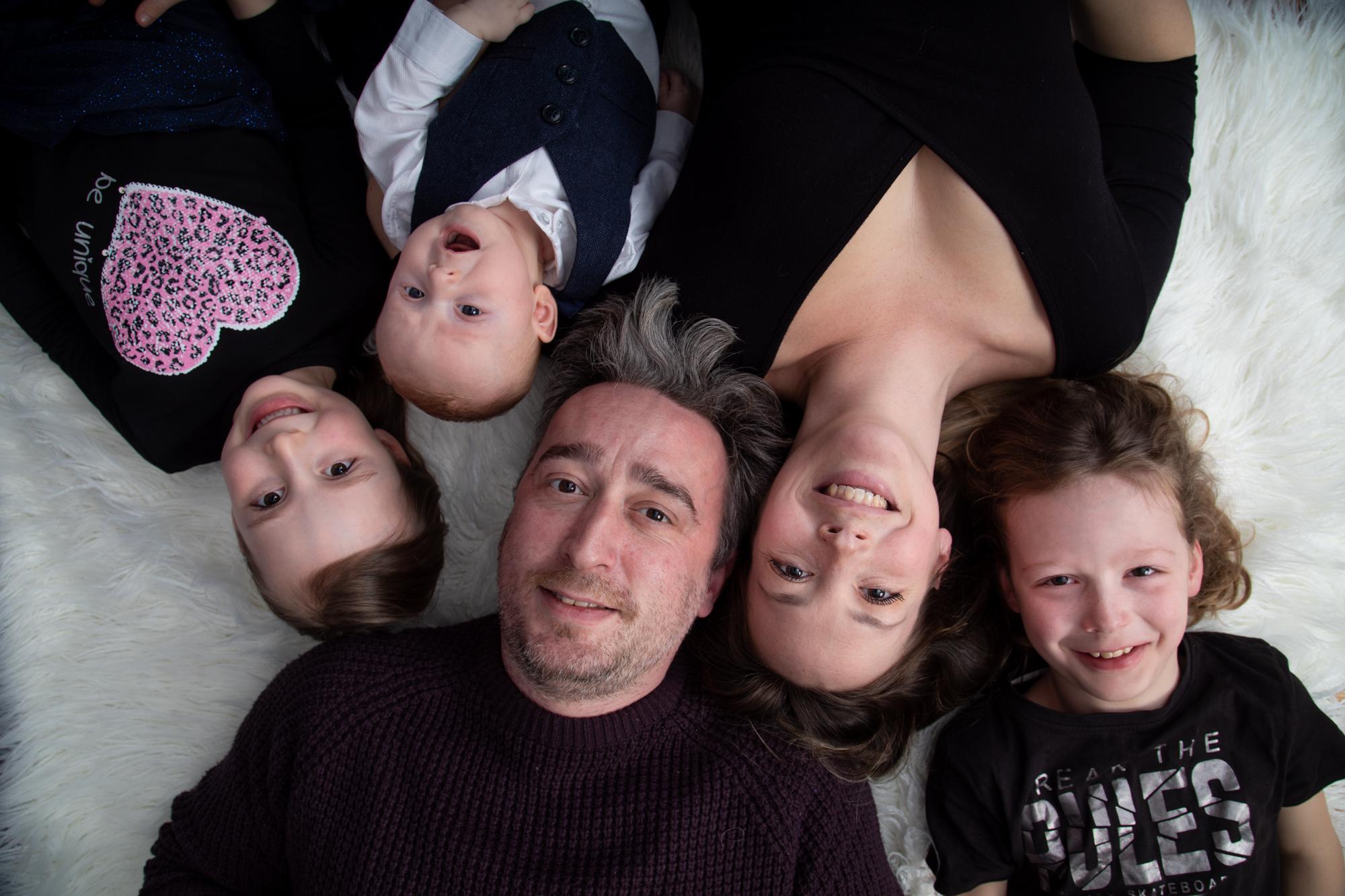 Newborn & family photographer Dulwich, South London