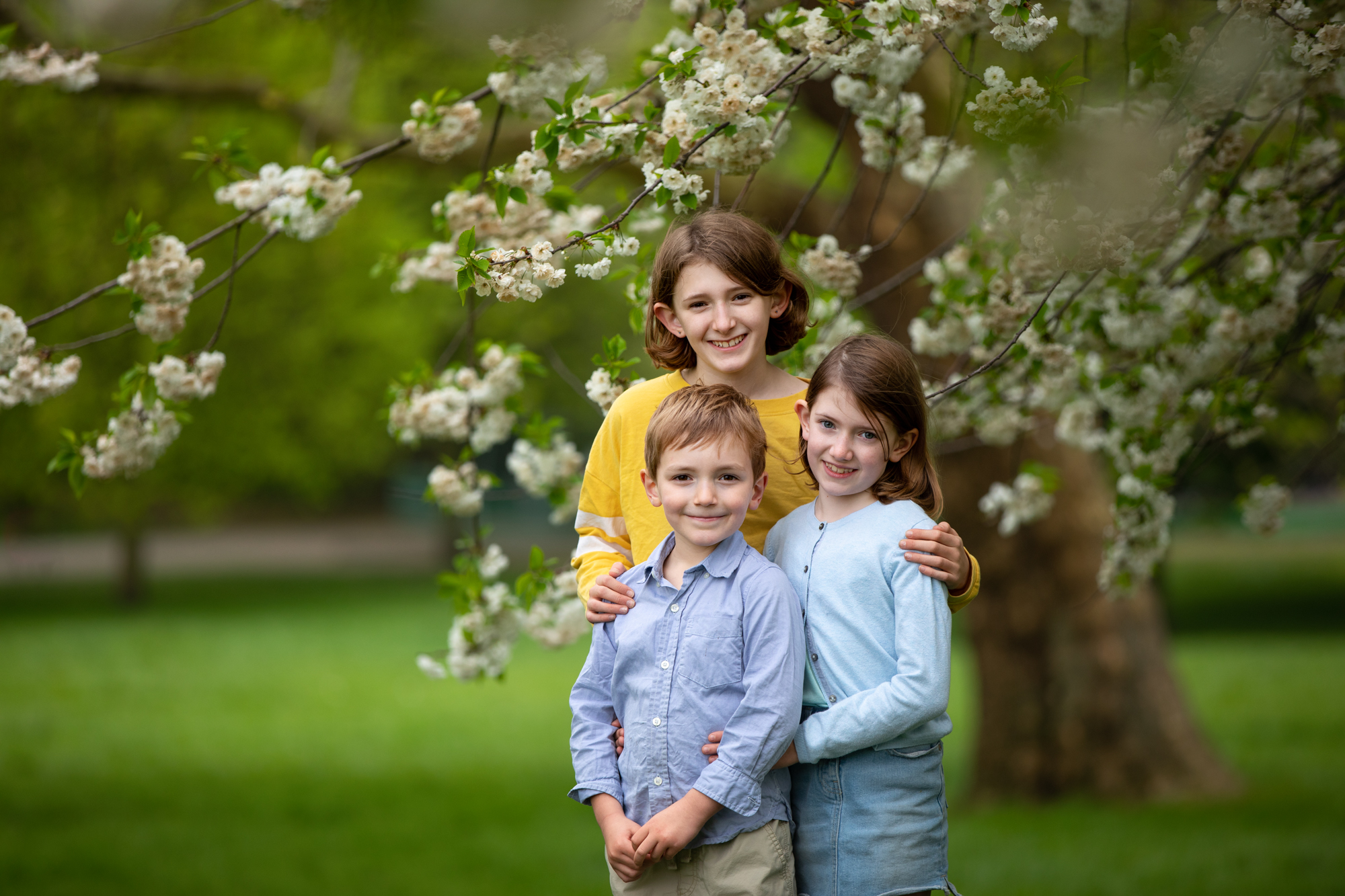 Children and family photography in Herne Hill, London