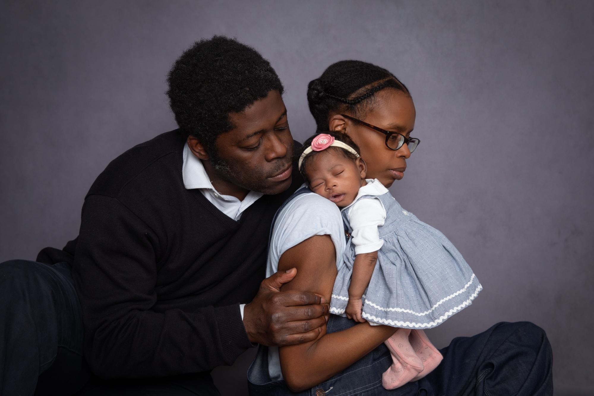 London newborn & family photographer