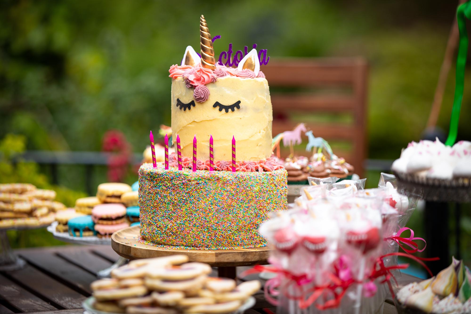 Victoria's birthday party