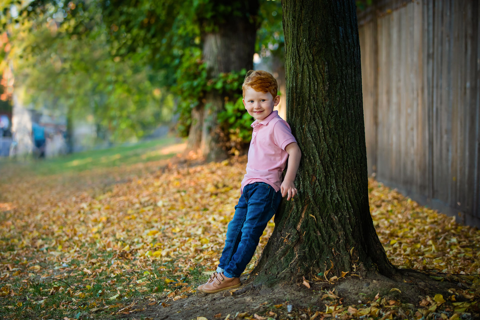 London family photographer, Dulwich Park