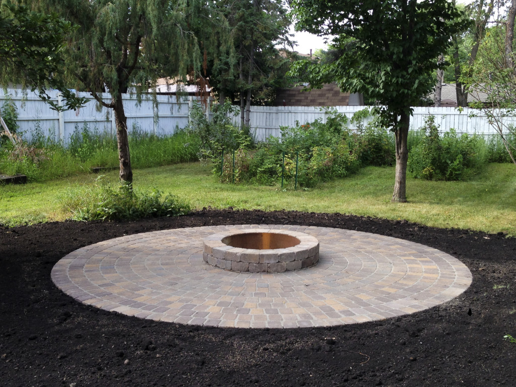 Borgert Fire Pit & Patio -