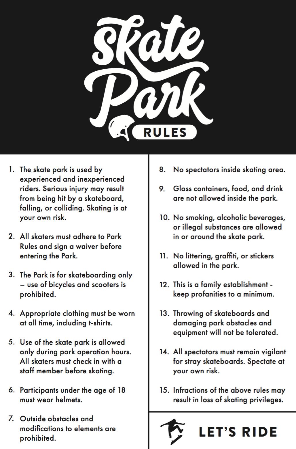 Park_Rules+indoorskateparkkc