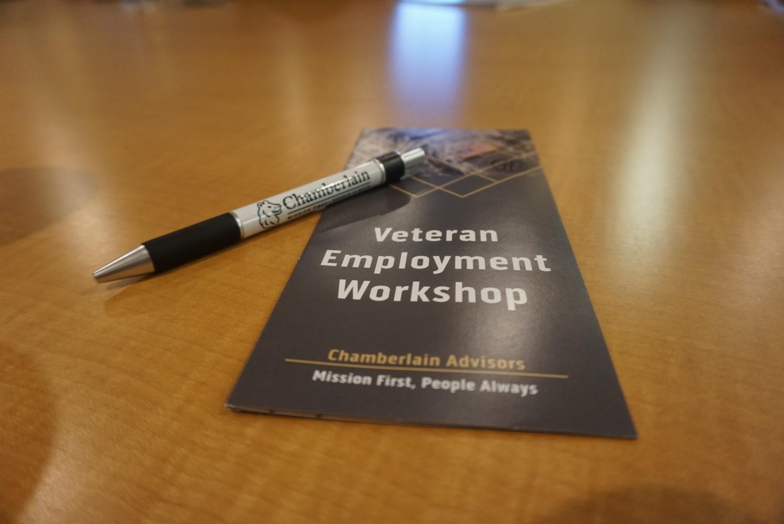 Veteran Employment Workshop 2018