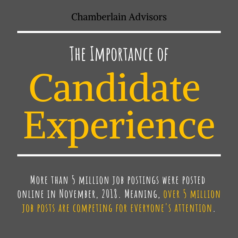 The Importance of Candidate Experience