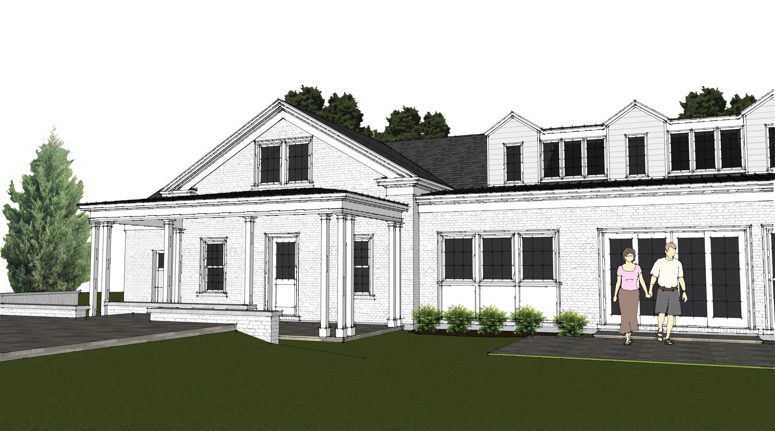 Stanley Anderson Historic Renovation