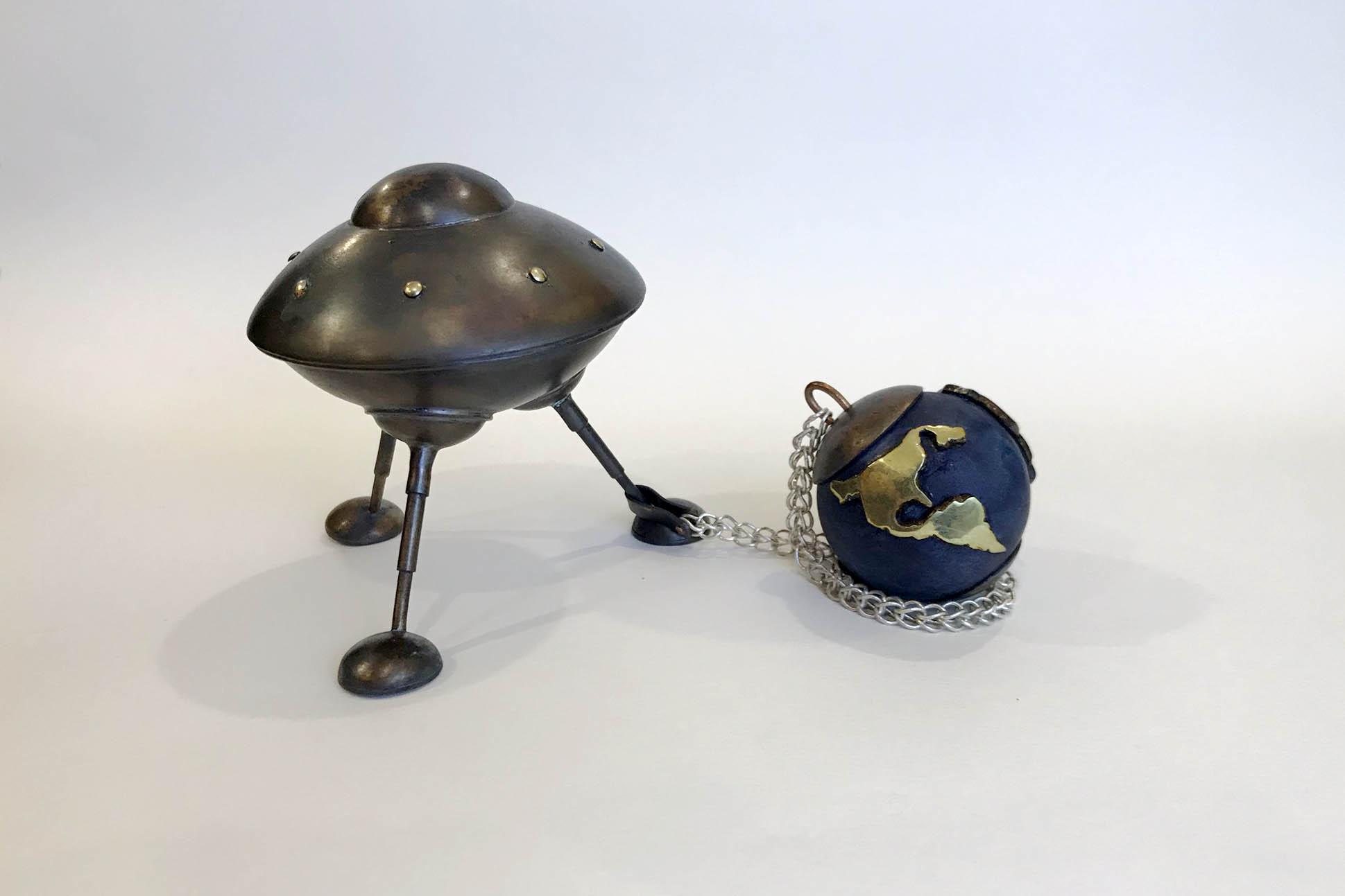 Metalsmithing Series - Metalsmithing Rockets, UFOs, and Constellation Pieces