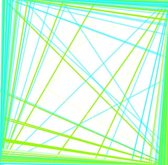 Generative Art by Bendt Lizzy Y #art #generative #trippy #trippyart #generativeart #algo #algorithm #algorithms #code #programming #serialism #aPaAaYbkada5bMaabMbMaabMaaaabMbMaYbMbMbsaX