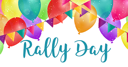 Rally Day — Trinity UCC Brookfield