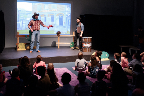 Fun - We bring kid-inspired fun to every service and classroom through energetic worship music, interactive games, and bright, friendly environments. Our team is made up of people who feel called to share the love of Jesus with kids, and every Sunday they help bring excitement and enjoyment to your child's church experience.