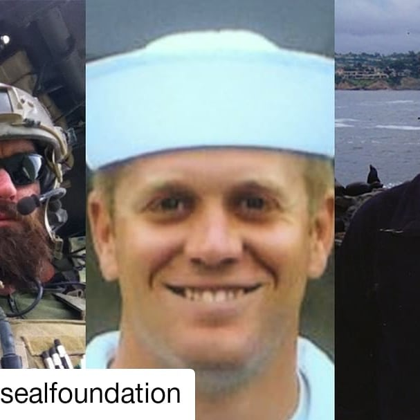 True #Patriots  #Repost @navysealfoundation • • • • • • Please join us today as we Honor and Remember Special Warfare Operator 1st Class (SEAL) Patrick D. Feeks, Special Warfare Operator 1st Class (SEAL) David J. Warsen, and Explosive Ordnance Disposal Technician 1st Class (EOD) Sean P. Carson who were killed in action on August 16, 2012, while conducting operations in Afghanistan. Never Forgotten.