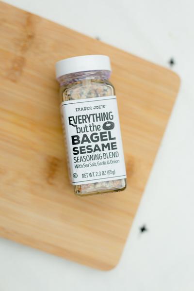 trader joes seasoning recipes everything but the bagel