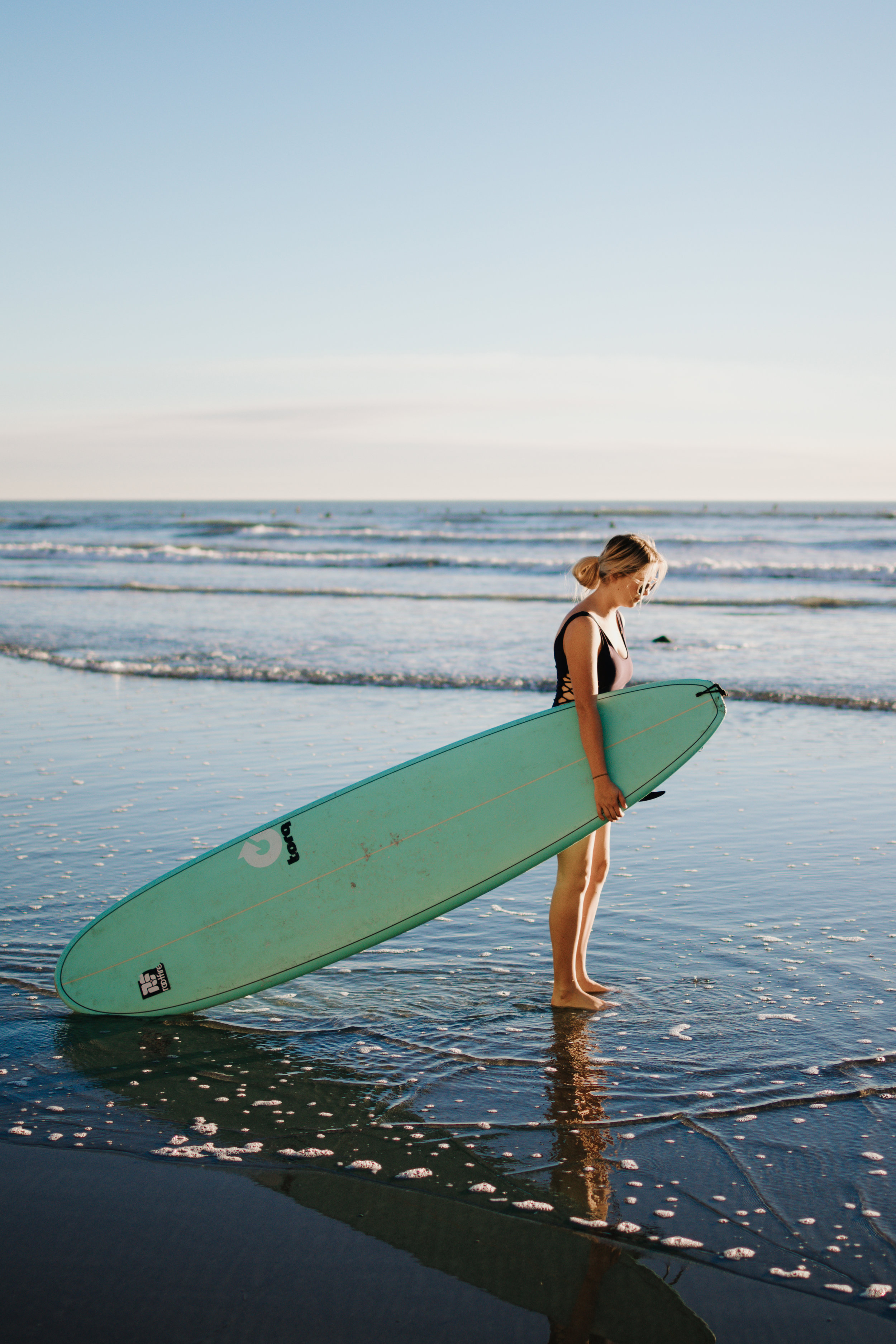 san diego california guide surfing sunset