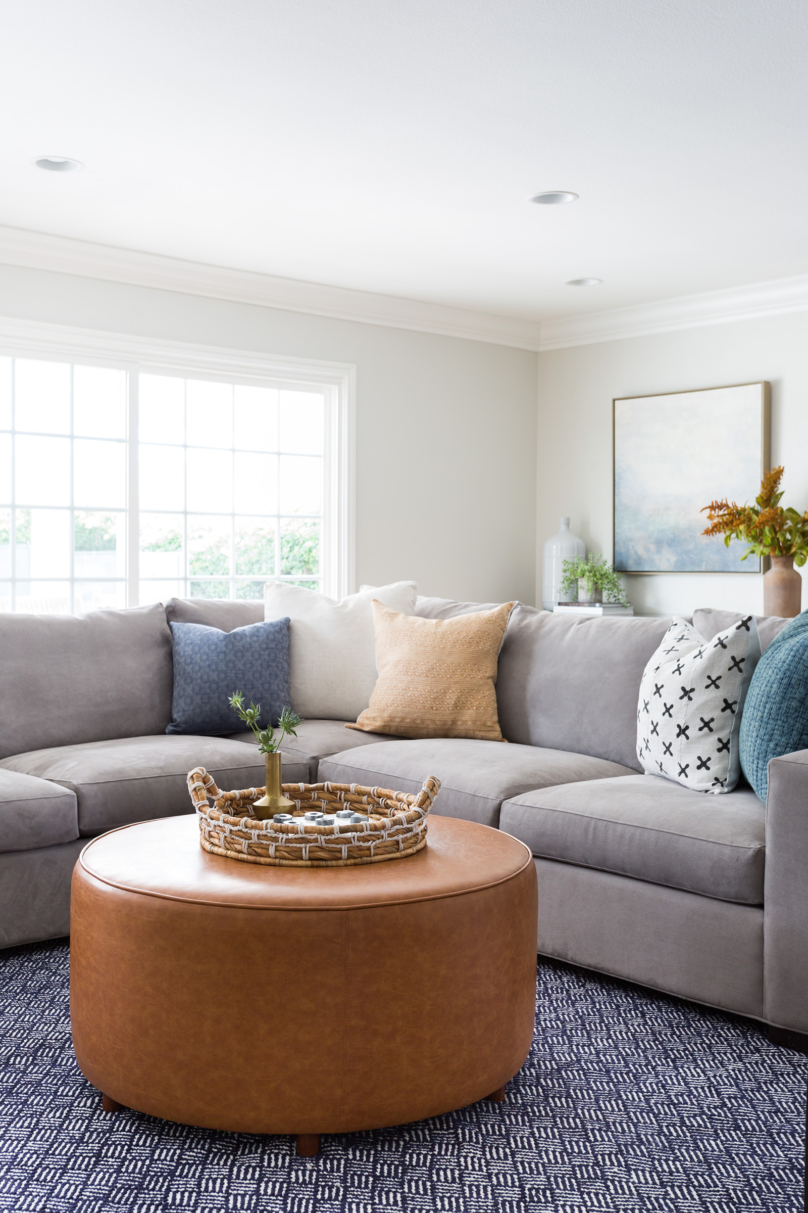 Favorite Ottomans Round Up  |  Kelley Price Interiors