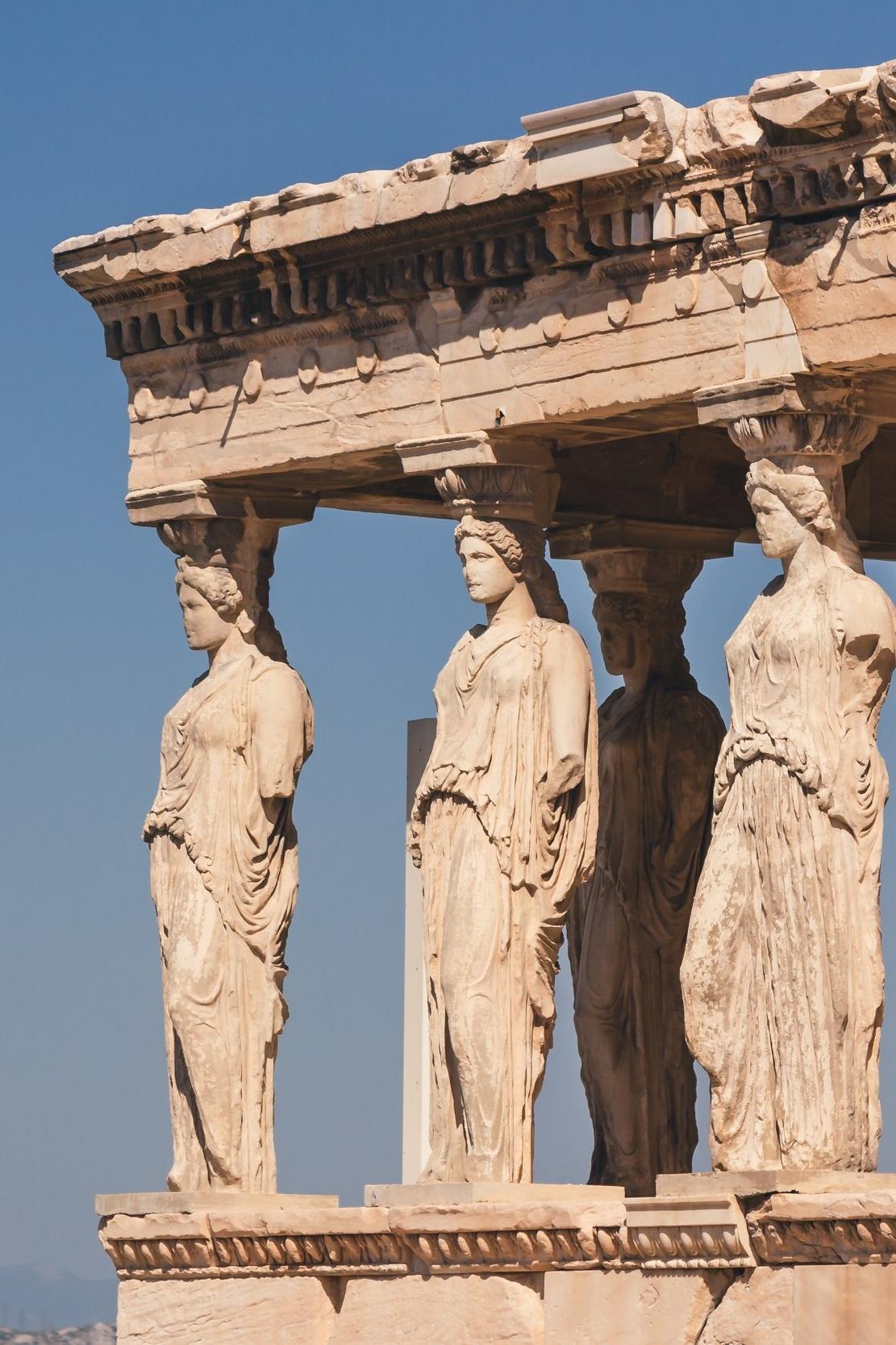 Temple of Athena Nike at Parthenon. Photo by  Luca Nicoletti  on  Unsplash